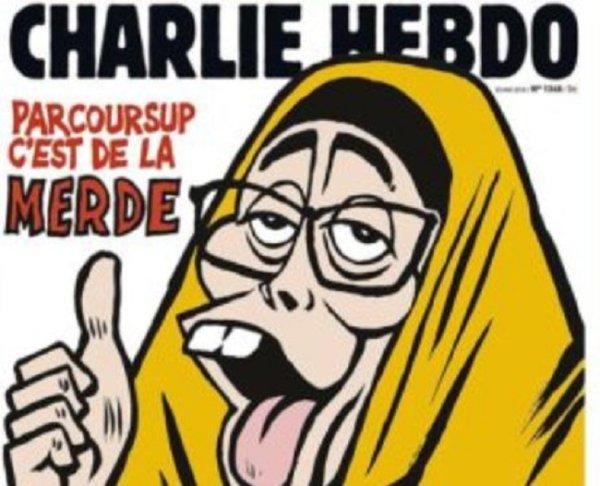 Militante de l'Unef caricaturée : Charlie Hebdo, soupape de l'extrême-droite