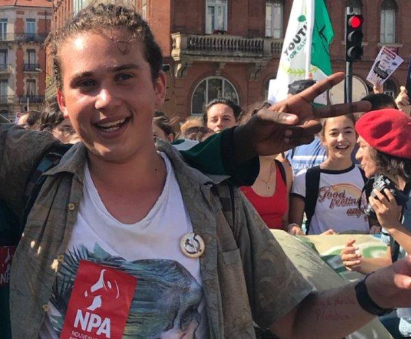 Communiqué du NPA31 : Après 49h, Rami est enfin libre... Mais mis en examen !