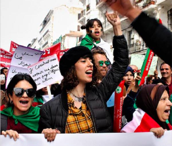 En Algérie, les étudiants toujours aussi déterminés