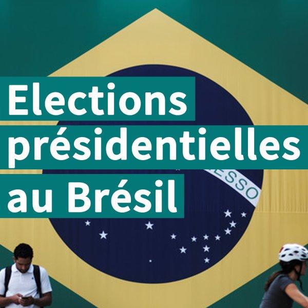 Elections présidentielles Brésil